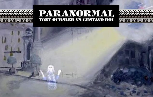 Paranormal – Tony Oursler vs Gustavo Rol
