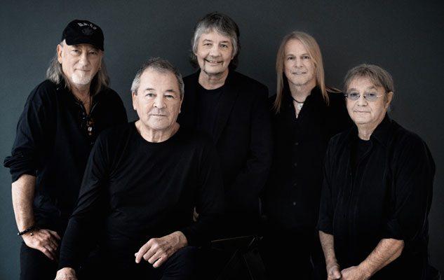 Deep Purple in concerto a Torino allo Stupinigi Sonic Park 2018
