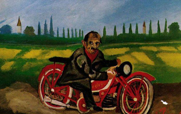 """""""Easy Rider. Il mito della motocicletta come arte"""": la mostra alla Reggia di Venaria"""