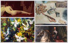 Le mostre più attese del 2018 a Torino: Velasquez, Picasso, Guttuso, i Macchiaioli, Van Dyck…
