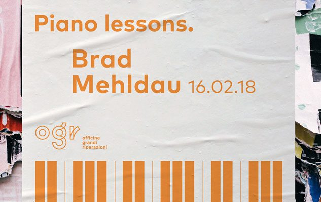 Brad Mehldau alle OGR per l'appuntamento con Piano Lessons