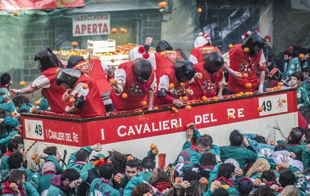Carnevale di Ivrea 2018: date, biglietti e programma completo