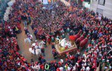Il Carnevale di Ivrea 2018 e la Battaglia delle Arance: storia e curiosità di un evento unico al mondo