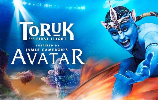 Cirque du Soleil a Torino nel 2018: date e biglietti