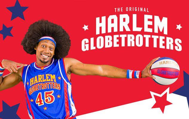 Harlem Globetrotters: data e biglietti dello show a Torino