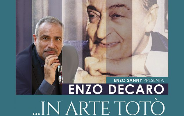 In arte Totò: Enzo Decaro ricorda Antonio De Curtis