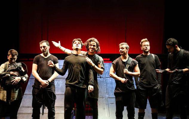 La Paranza dei Bambini: il libro di Roberto Saviano a teatro