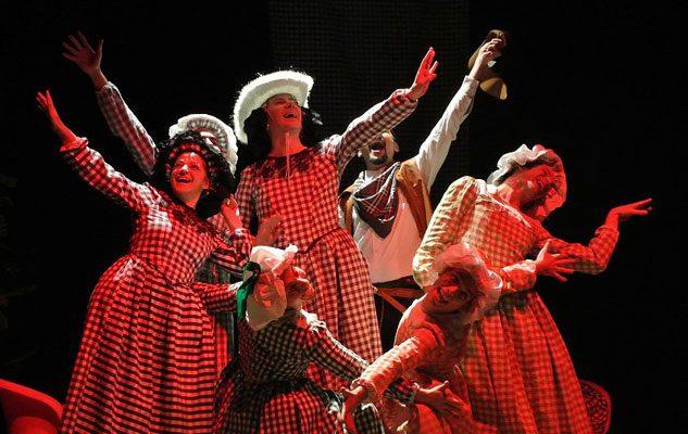 Piccole Gonne, a teatro una rilettura tagliente ed ironica del grande classico americano