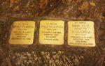 Le pietre d'inciampo a Torino: la città ricorda le vittime della follia nazista