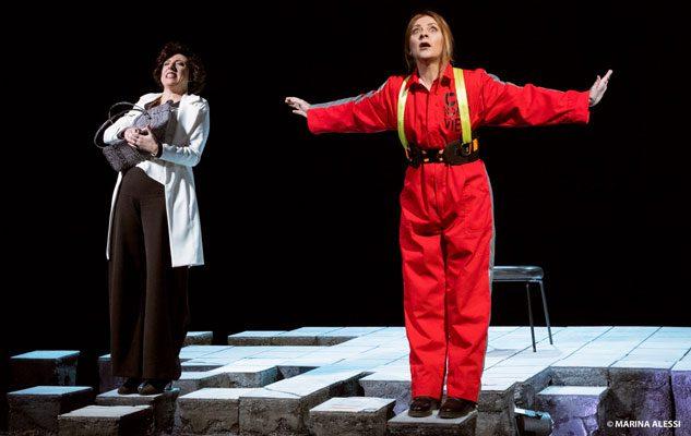 Rosalyn in scena al Teatro Gioiello