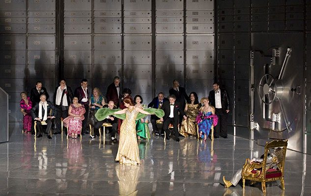 La Salome di Richard Strauss in scena al Teatro Regio