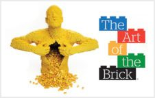 La mostra LEGO® a Torino - The Art of the Brick: date e biglietti