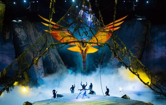 Cirque du Soleil a Torino nel 2018 con Toruk: date e biglietti
