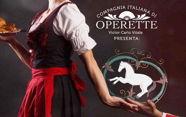 Al Cavallino Bianco: torna l'operetta al Teatro Alfieri