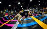 Bounce, alle porte di Torino il più grande parco indoor dedicato al free jumping