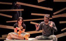 Due, la commedia con Raoul Bova e Chiara Francini