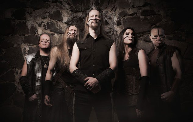 Ensiferum, a Torino arriva la band folk viking metal