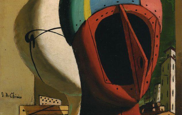 Giorgio De Chirico: in mostra al Castello di Rivoli i capolavori della collezione Cerruti