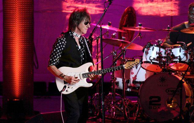 Jeff Beck in concerto allo Stupinigi Sonic Park: data e biglietti