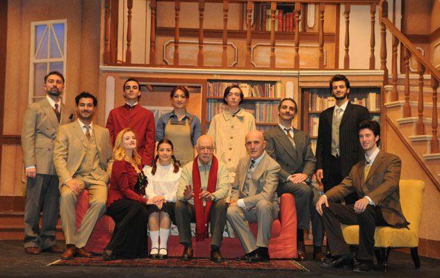 La Tela del Ragno: in scena a Torino l'opera di Agatha Christie