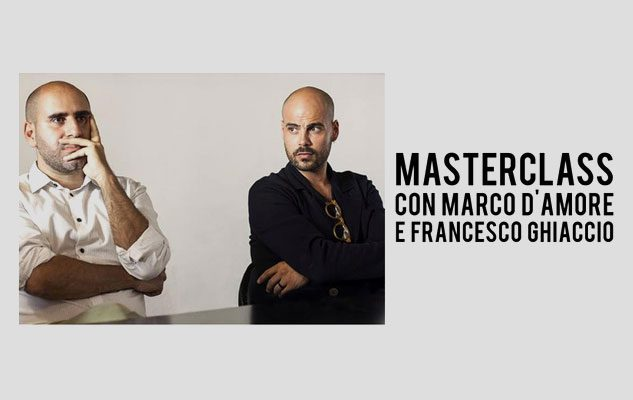 Marco D'Amore: il protagonista di Gomorra a Torino insieme a Francesco Ghiaccio