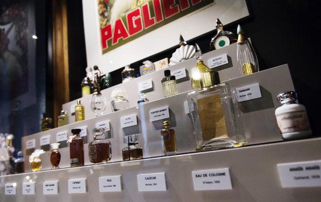 Perfumum: i profumi della storia in mostra a Torino