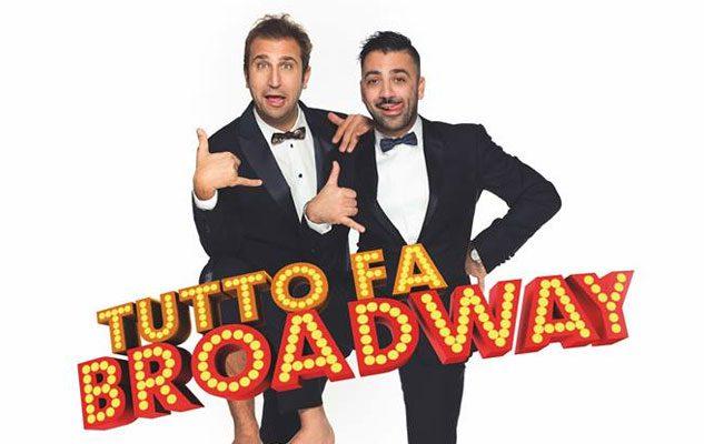 Pio e Amedeo – Tutto fa Broadway