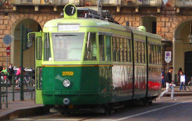 San Valentino 2018 a Torino sul Tram Storico
