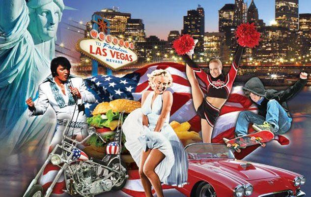 That's America: musica, cultura, folklore e gastronomia