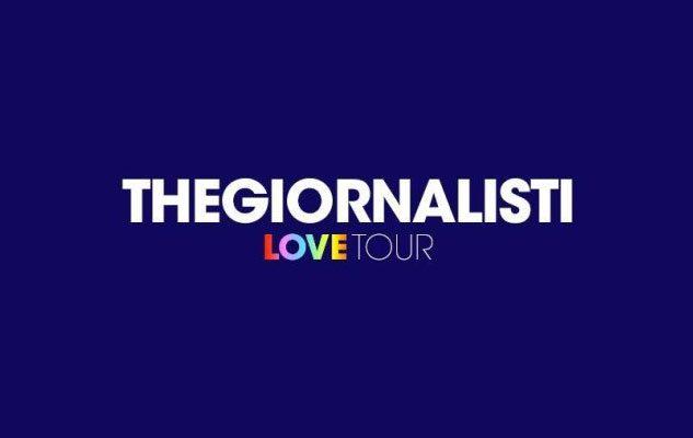 Thegiornalisti in concerto a Torino nel 2018: data e biglietti del Love Tour
