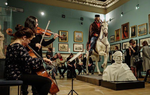 Notte Al Museo.Una Notte Al Museo Del Risorgimento Italiano Aperitivo Arte E Dj