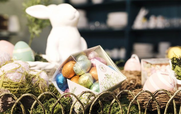 Bottega Paideia: sorprese ed idee regalo per Pasqua