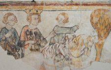 Carlo Magno va alla guerra. Cavalieri e amor cortese nei castelli tra Italia e Francia
