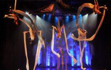 """""""Connections. L'Ottava Arte"""": acrobazie, suoni e luci all'interno della Mole Antonelliana"""