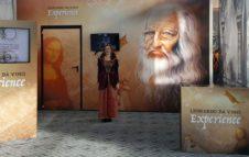Leonardo da Vinci Experience: la mostra interattiva gratuita sul genio toscano