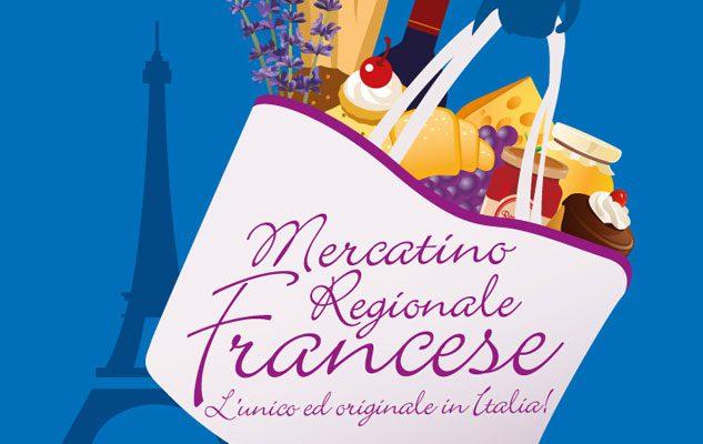 Mercatino Regionale Francese: prelibatezze gastronomiche di
