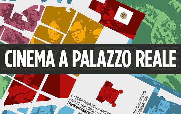 Cinema a Palazzo a Reale 2018