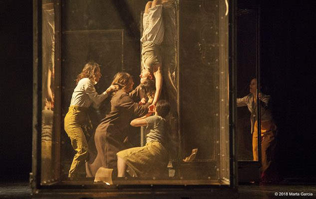 """Citè 2018"" – Rassegna internazionale di Circo a Teatro"