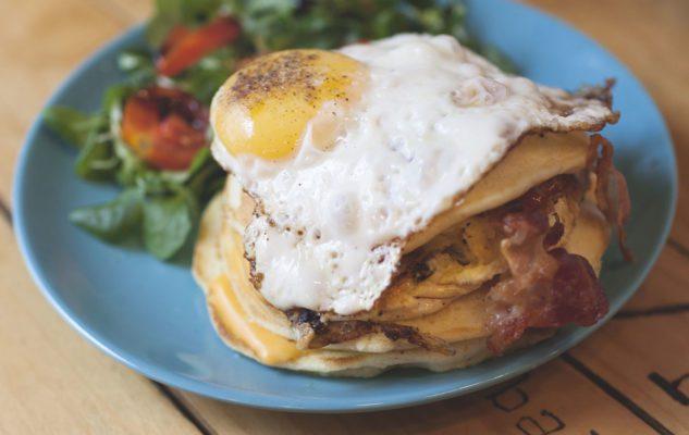 Pai Bikery: la cucina-officina di Torino paradiso dei pancake