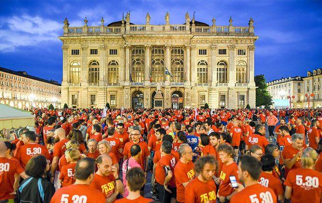 Run 5.30 a Torino: la corsa alle prime luci dell'alba