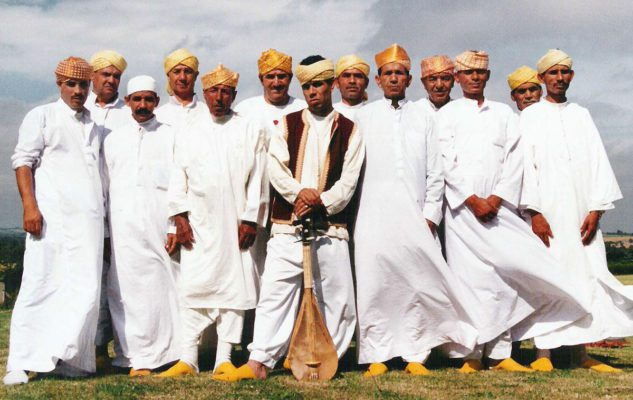 The Master Musicias of Jajouka led by Bachir Attar