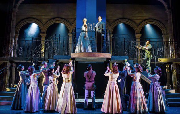 Evita di Andrew Lloyd Webber al Teatro Regio