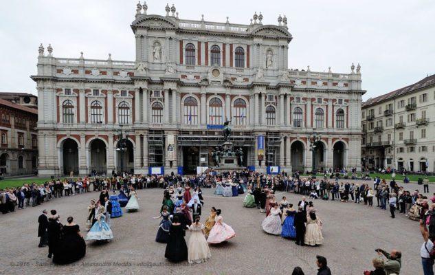Gran Ballo del Risorgimento a Torino