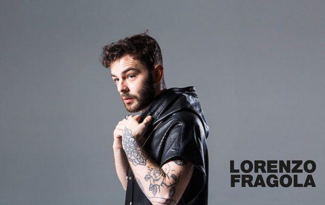 Lorenzo Fragola in concerto al GruVillage 2018 di Grugliasco