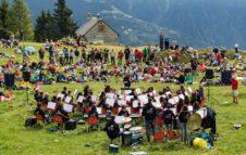 Musica in quota 2018: concerti gratuiti tra le vette del Piemonte