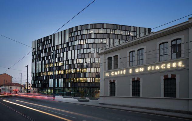 Nuvola Lavazza di Torino: un ristorante, un bistrot e un museo negli uffici dello storico marchio