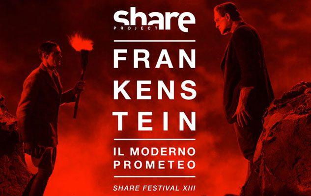 Share Festival 2018: arte, tecnologia e multimedialità