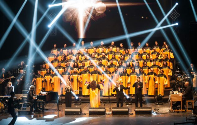 Sunshine Gospel Choir in concerto a Grugliasco per il GruVillage 2018