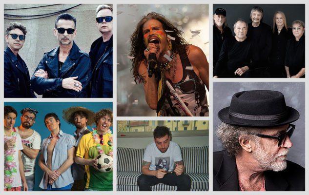 Luglio 2018: i 20 concerti da non perdere a Torino e dintorni