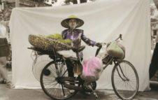 Màn Vietnam Street Heroines. Fotografie di Ottavia Castellina